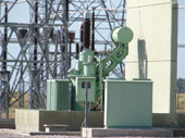0.084 MVAr,123 kV single-phase neutral reactor, Salta s/s Argentina