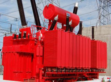 ZTR transformer for Argentina was successfully tested