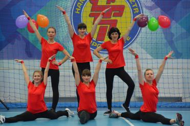"Competition on aerobics took place at PJSC ""ZTR"""