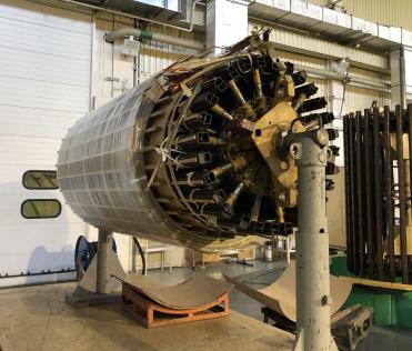 На підстанціях 750 кВ «Запорізька» та «Дніпровська» будуть встановлені нові енергоефективні автотрансформатори виробництва ПрАТ «ЗТР»