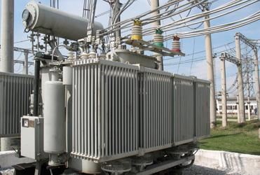Line-regulating transformer 40MVA